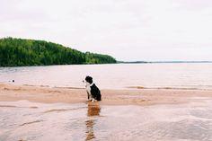 red lake, on // via seek + scout