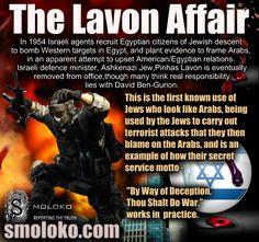 lavon affair - Google Search
