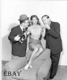 Abbott and Costello Rexene Stevens Photo from Original Negative | eBay
