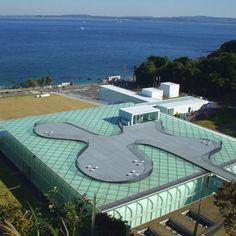 RIKEN YAMAMOTO_Yokosuka museum of art 横須賀美術館 2007
