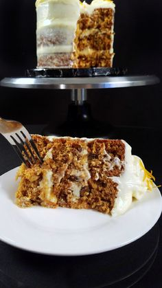 Okay, so you're probably wondering what makes this a to die for carrot cake recipe. Why would this be any different from all the others? Well, if the delicious orange cream cheese frosting is…