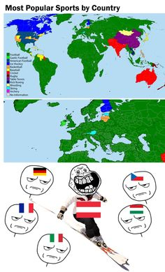 Why Austria? Crazy Funny Memes, Wtf Funny, Funny Jokes, Hilarious, General Knowledge Facts, History Memes, Lol, Weird Facts, Funny Comics