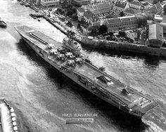 HMCS BONAVENTURE CVL 22 ..... Royal Canadian Navy, Canadian Army, Canadian History, Royal Navy, Canadian Coast Guard, Navy Aircraft Carrier, Navy Day, Naval History, Flight Deck