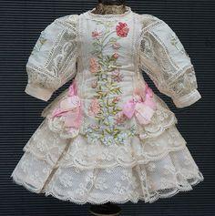 Платье для куклы 38-41 см