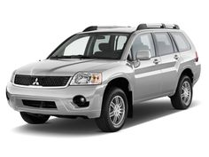 The Mitsubishi Endeavor is a mid-size utility vehicle