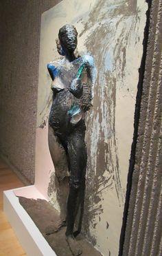 sculpture Manuel Neri