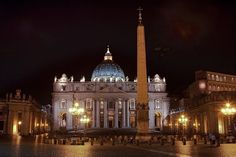 St. Peter's Basilica – photo by Dave Hoggan