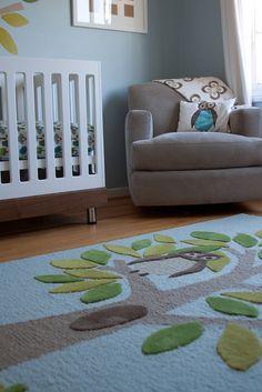 Very cute nursery