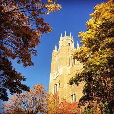 Did you know that #Marquette was named one of the 17 #College Campuses With The Best #Fall #Foliage by @hercampus?
