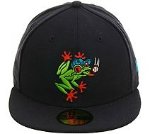 The Clink Room Everett Aquasox Home Fitted Hat - Navy Blue