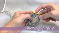 Foundation Double Crochet Tutorial #2: FDC Join In The Round. ReVoLuTiOnArY!!! This lady is amazing. Her video quality is top notch and she is clear and concise to watch and listen to. I am beyond thrilled to have found her youtube tutorials.