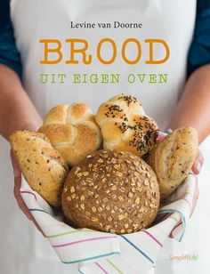Brood Levine, Piece Of Bread, Food Decoration, Bread Baking, Website, Scones, Crackers, Baking Recipes, Green Beans