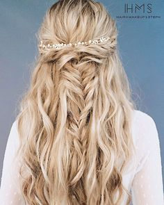 7 Accomplished Cool Tips: Wedding Hairstyles Diy older women hairstyles beauty tips.Wedding Hairstyles Tutorial older women hairstyles diane keaton. Elegant Wedding Hair, Wedding Hair Down, Wedding Hairstyles For Long Hair, Braids For Long Hair, Hairstyles With Bangs, Fringe Hairstyles, Short Hair, Style Hairstyle, Decent Hairstyle