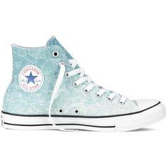Converse - Chuck Taylor All Star Santa Monica - Red Multi - Hi