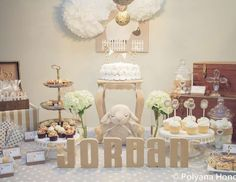 "Little Lamb / Baptism ""Blessed Litte Lamb Baptism"" | Catch My Party"