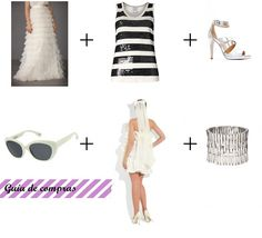 How to... #different #look for a #modern #bride