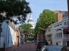 A la découverte d'Annapolis, Capitale du Maryland : en photos & bonnes adresses shopping