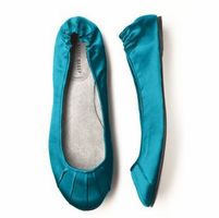 Oasis Ballet Flats - with a shoe clip?