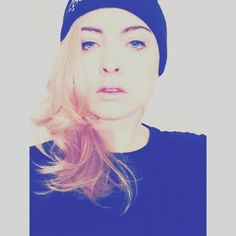 #whitehair #beanie
