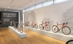 'Bespoke: The Handbuilt Bicycle' at Manhattan's Museum of Arts and Design, New York | Lifestyle | Wallpaper* Magazine. FF Offline font in use.