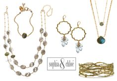 Montage Laguna Beach invites you to Treasures on Friday July 27th and Saturday July 28th from 4-6pm for complimentary sparkling wine and a special appearance by Sophia & Chloe designer Nathalie Sherman. View the latest S designs and learn about the inspiration behind the intricately detailed Divine Elements, Signs of a Good Life and Keeping the Faith collections. Plus, enjoy a special gift with your Sophia & Chloe purchase! We look forward to adorning you at Treasures!
