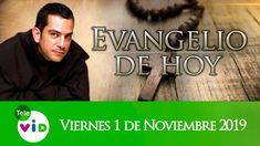 Daily Gospel in spanish, 15 November 2018 - Tele VID Daily Gospel, Vides, Youtube, Spanish, Eucharist, Saints, Domingo, The Kingdom Of God, Fabrics
