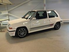 Renault Super 5 GT Turbo I remember 2 things..faster car in this cc and also available to be owner...and dangerous at the end of straight way..