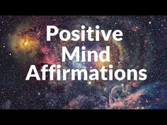 "Affirmations for Health, Wealth, Happiness ""Healthy, Wealthy & Wise"" 30 Day Program Mantras For Positive Energy, Positive Affirmations For Success, I Am Affirmations, Positive Mind, Positive Quotes, Daily Meditation, Meditation Music, Mindfulness Meditation, Meditation Youtube"