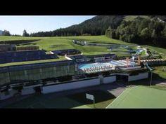 Sommer im Olympia Sport- und Kongresszentrum Seefeld