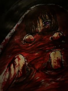 Blood Bath by Andrea.†