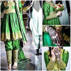 Afghan Wedding, Nikkah Dress, Afghan Girl, Afghan Dresses, Woman Fashion, Dress Wedding, Dress Ideas, Kimono Top, Culture