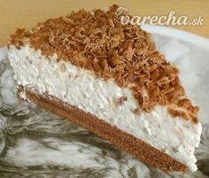 Smotanová torta Margot Cheesecake Brownies, Cheesecake Recipes, Dessert Recipes, Sweet Desserts, Sweet Recipes, Cream Cheese Desserts, Sweet Cooking, Oreo Cupcakes, Mini Cakes