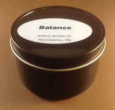 Balance Odor Eliminator 8 oz CattivoCandle on Etsy, $8.00