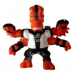 4 Arms Simpsonized - Parody Figure