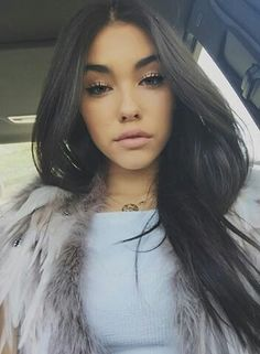 "(FC Madison beer) ""Hi I'm Madison and I'm a princess"" I roll my eyes ""I'm 18 and single. My parents wanted me to marry someone they've already decided, I didn't want to so now I'm here. I have a big brother named Cameron and well that's what you need to know about me, you can come say hi if you want"""