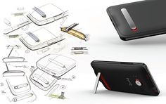 HTC Evo 4G on Industrial Design Served