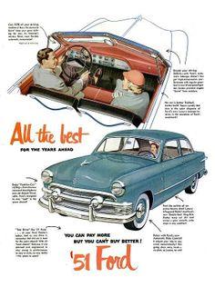 Ford, LIFE 5 Mar 1951