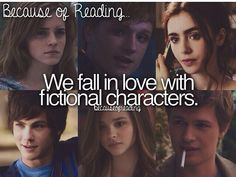 fictional boys are better than real ones