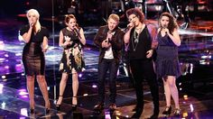 """The Voice 2015 - Team Blake: """"I'll Take You There"""""""