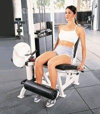 Программа тренировки в тренажерном зале для женщин №3