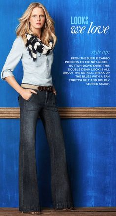 love the look of these wide leg jeans but i think i might be too short to try this.