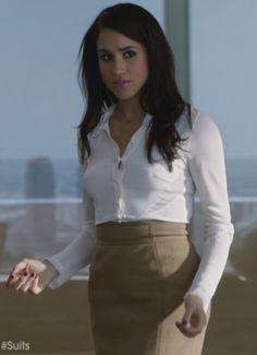 Rachel is Suits s03e14