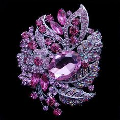 The photo does not do it justice Very glitzy pink by traubroyalt, $25.00