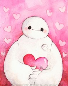 Baymax Love You by dragonfly-world on DeviantArt