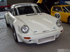 911 Vintage Rally Car for sale