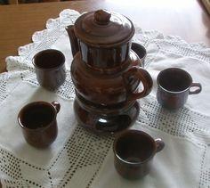 "Vintage "" Tante Frieda's alte Teeservice 8 teilig"" von MajaSt auf DaWanda.com"