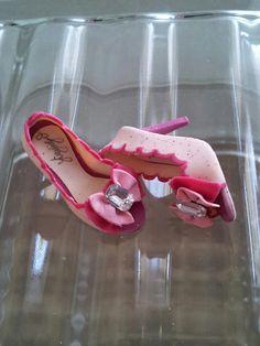 handgemachte sammelbare Miniatur Schuhe von YinyingO auf Etsy