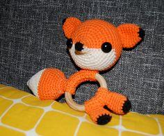 Ravelry: kabeltrui's Rattle Toy Fox (2)