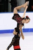 Wenjing Sui / Cong Han, ISU World Junior Figure Skating Championships 2012, FP