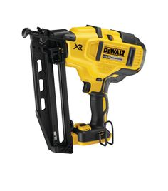 DeWalt's New 20V Max Finish Nailer Fires Fast - Tools of the Trade